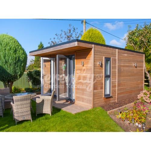 4 x 4 meter garden room in Matlock