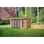 4.5 x 3.5m Garden Room in Peterborough