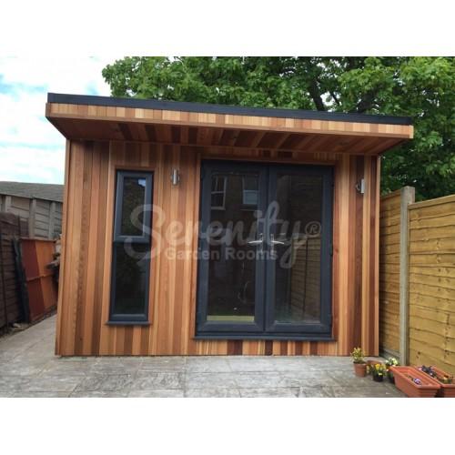 3m x 4m Garden Room in Leytonstone