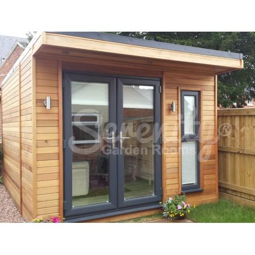4m x 3m Garden Room in Stroud