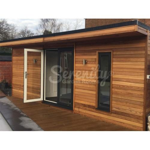 6m x 3m Garden Room in Stockport