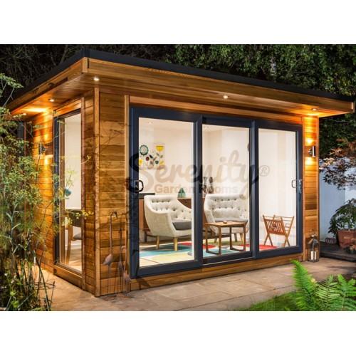 3.5m x 2.5m Garden Room in Berry Hill