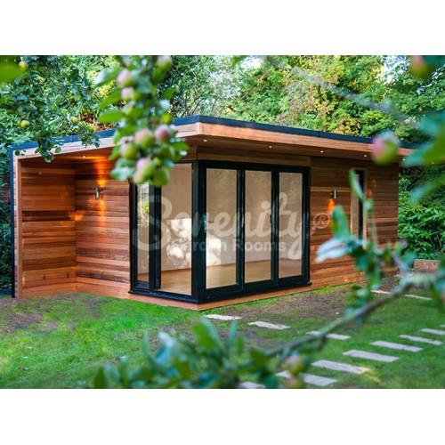 6 x 3 meter Garden Room in Southwell