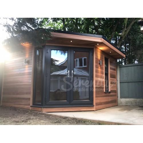 3.6 x 3.1 meter Garden Room in Chingford