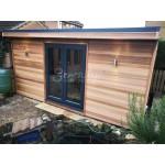 16' x 8' Garden Room in Grantham