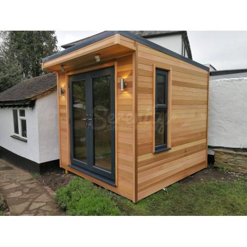 8' x 8' Garden Room in Loughton