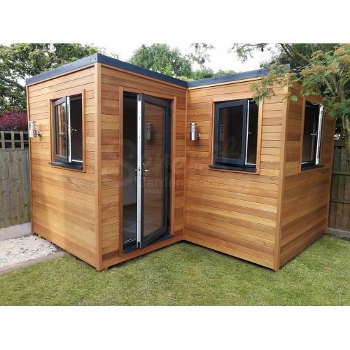 3.5m x 3.5m Garden Room in Nottingham