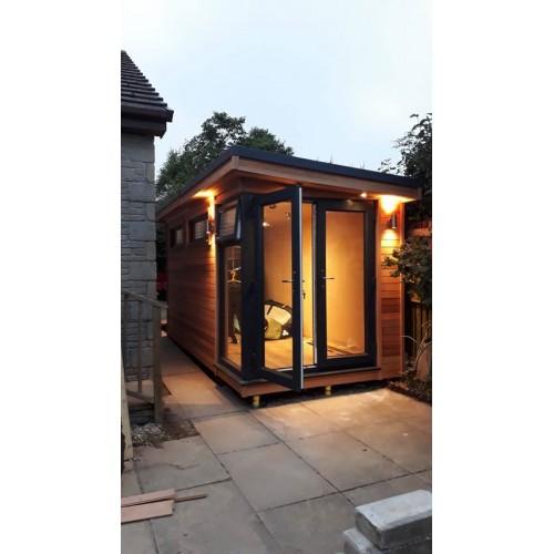4.5 x 2 m Garden Room in Hayle