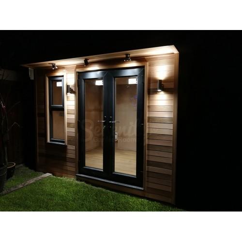 3m x 2.4m Garden Room in Coalville